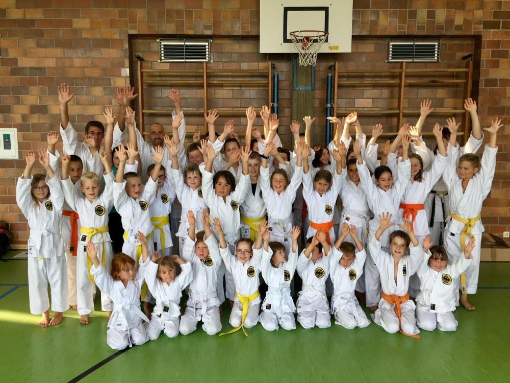 21.07.2018: 1. Dojo-Nacht in Riedenburg