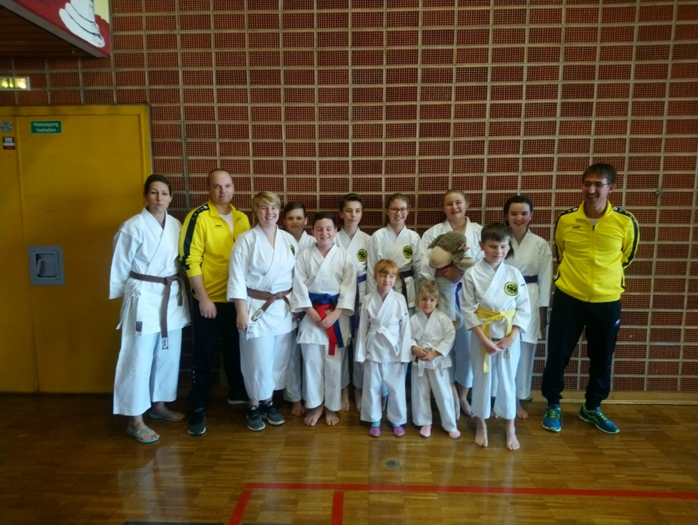 11.11.2018: Seibukan Cup in Teisnach
