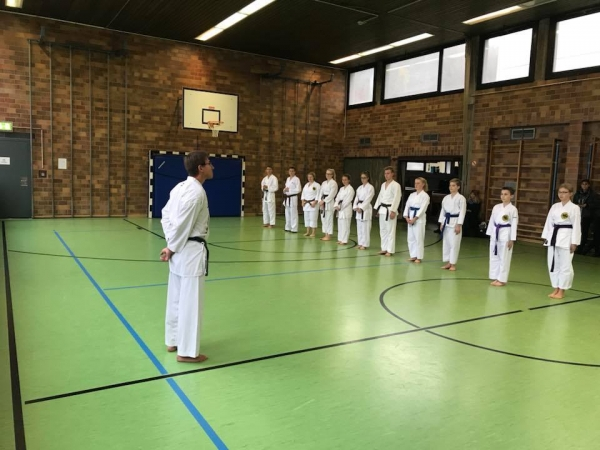 29.10.2017: Kader-Training Niederbayern